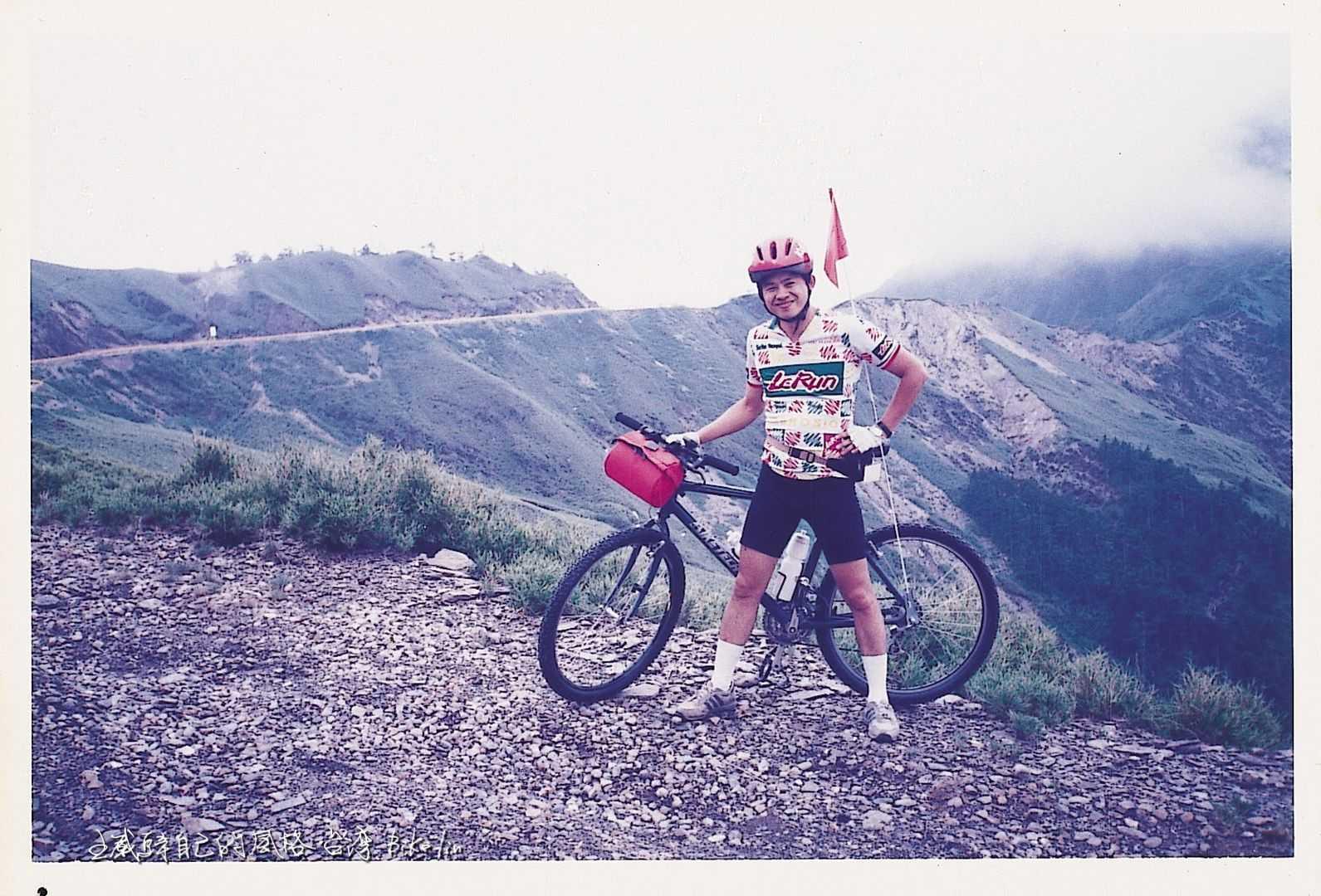 Cycling 武嶺