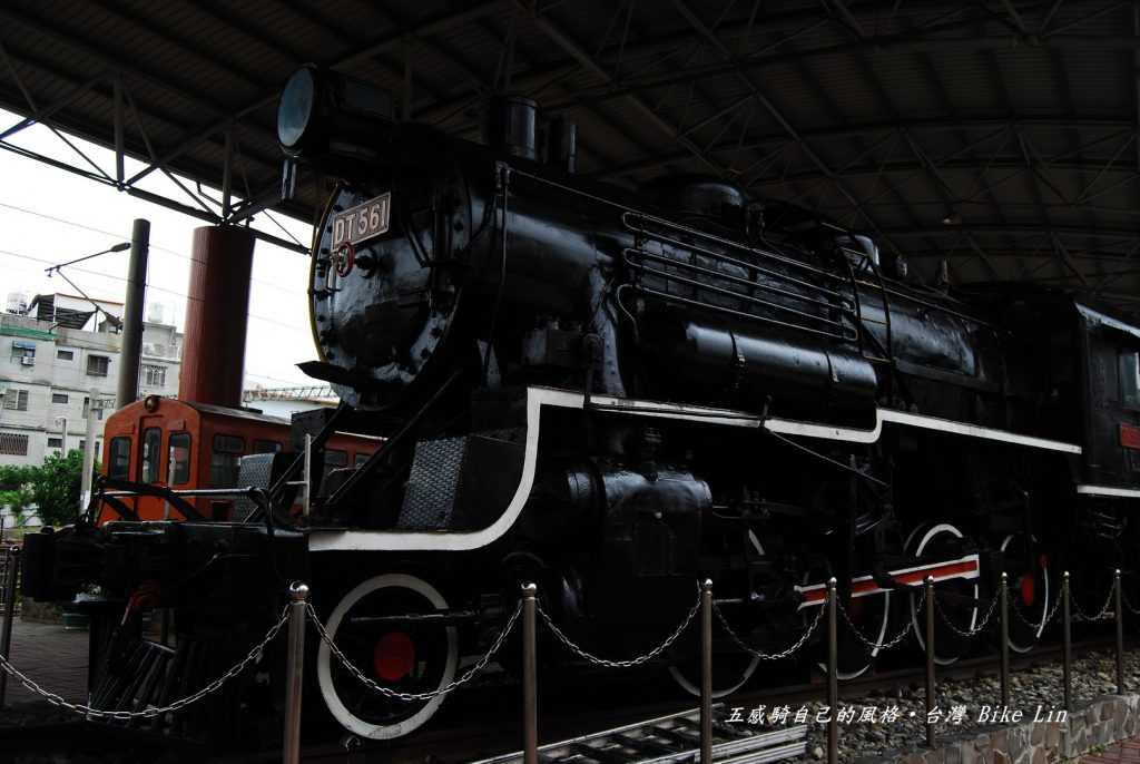 1920年份DT561美式蒸汽機車