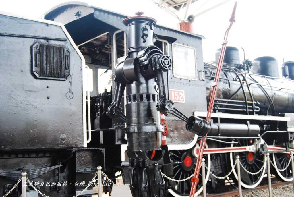 1919年份CT152日式蒸汽機車