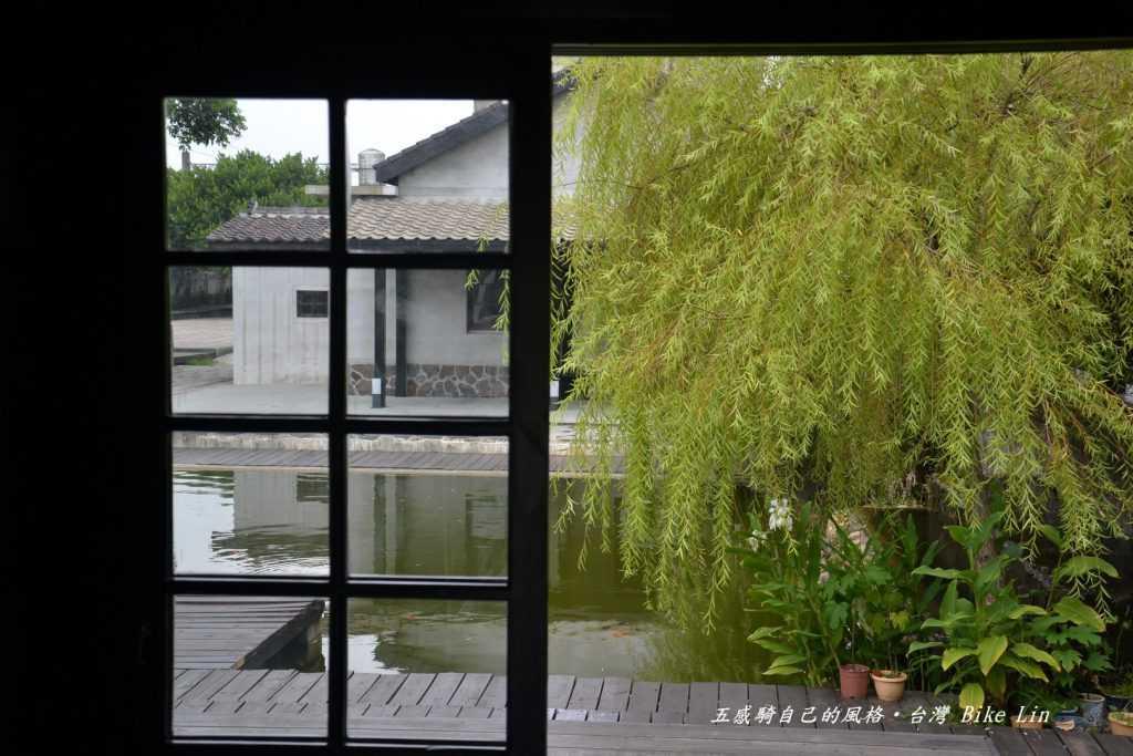 造橋車站日式舊宿舍楊柳微風