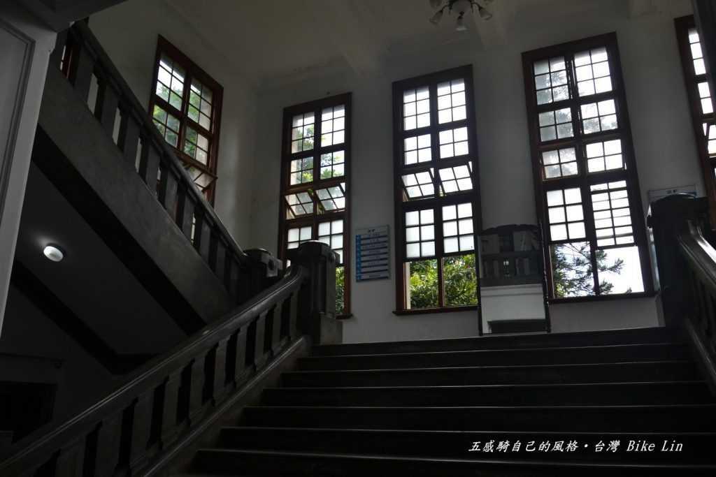 新竹州廳典雅莊嚴格局