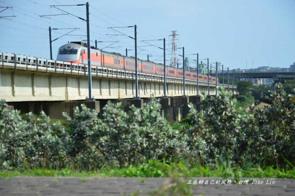 竹北鐵道觀景台