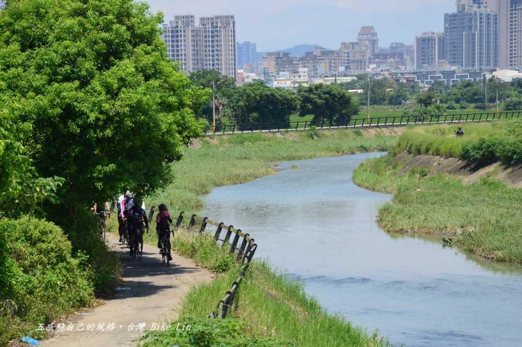 豆仔埔溪車道