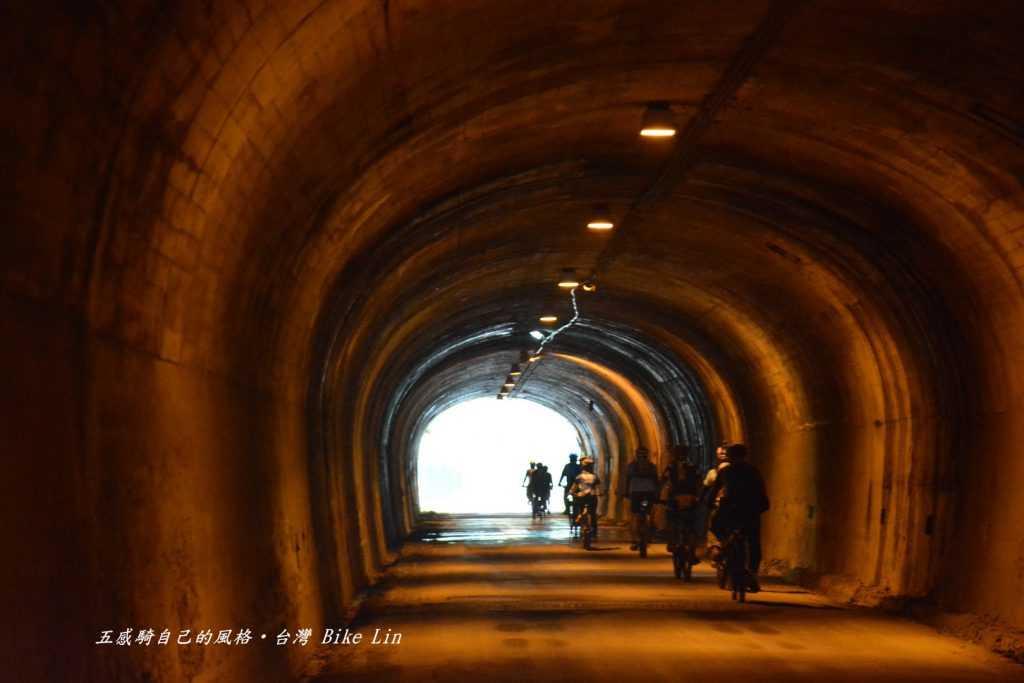想像追尋1929年鱸鰻潭隧道