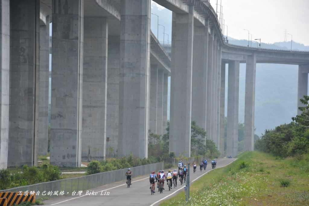 國6高架橋景觀氣勢磅薄