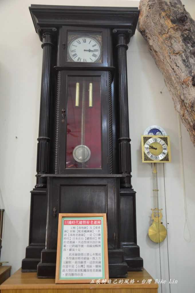 台灣總督府老爺鐘