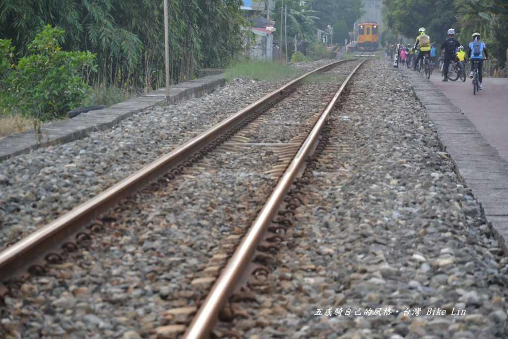 作夥來的集集線火車