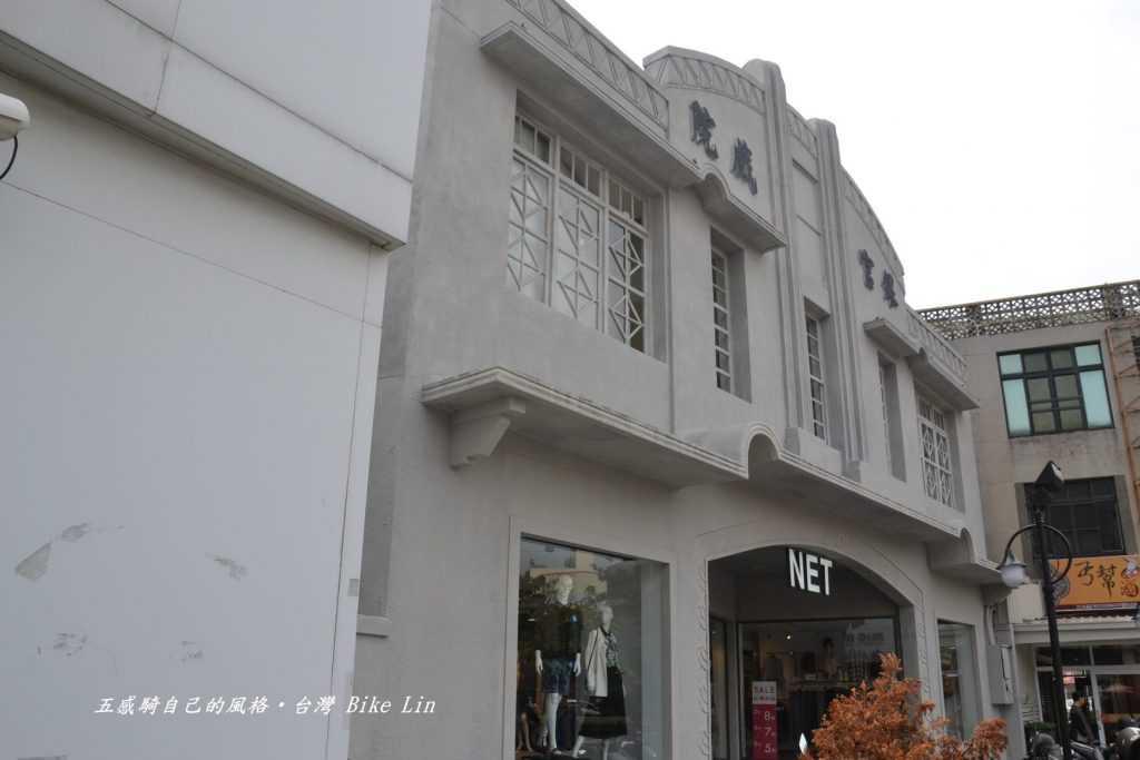 戰後老戲院銀宮戲院