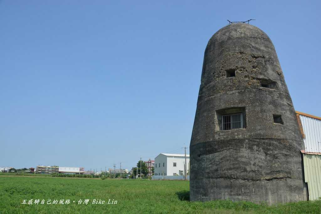 番婆村日治古砲台