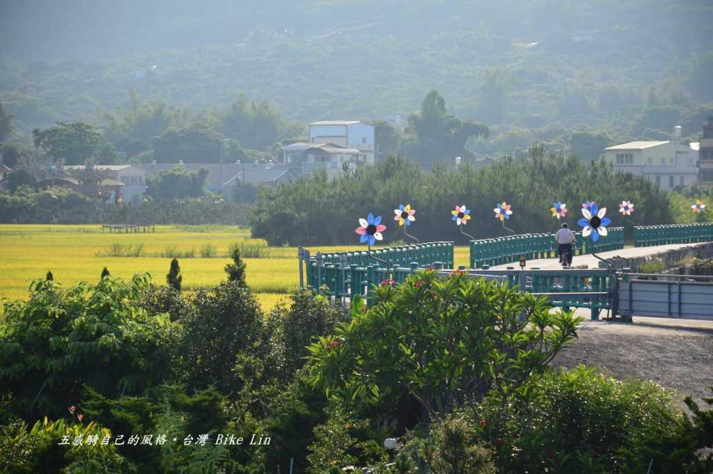 田中風車步道