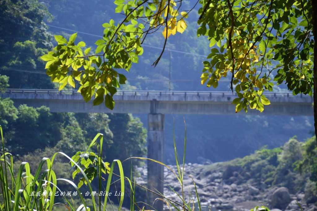 深坑橋小徑往明潭水橋
