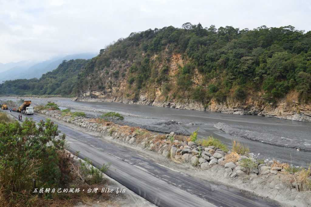 台灣第一大河流濁水溪