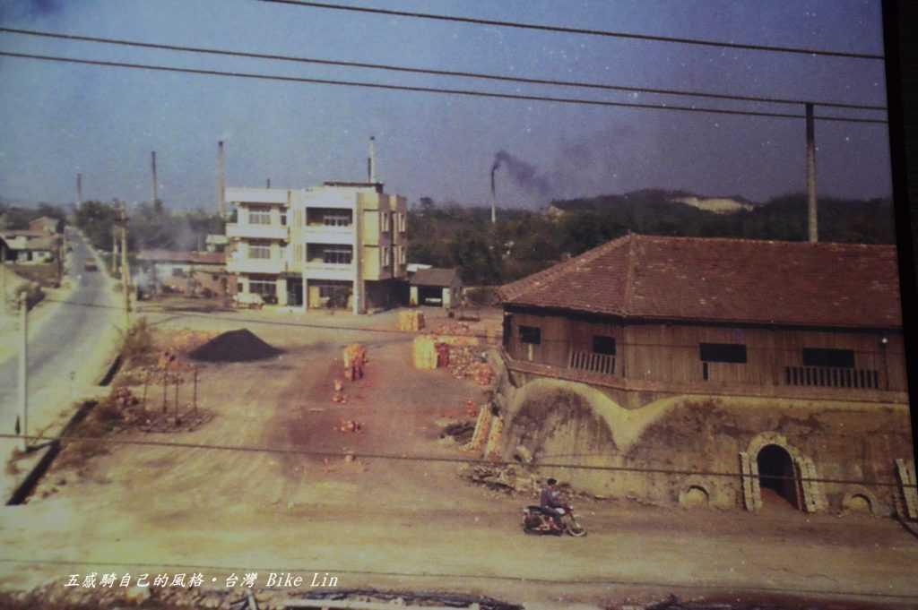 懷舊古早紅磚窯場
