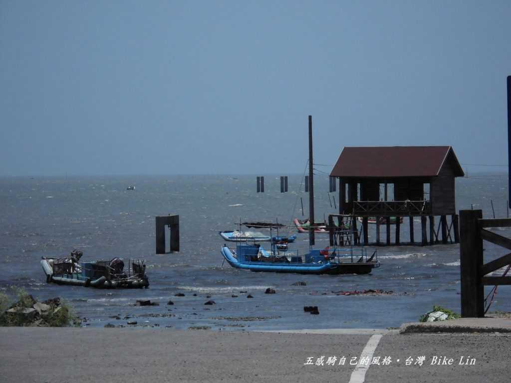 同一地點滿潮台灣海峽