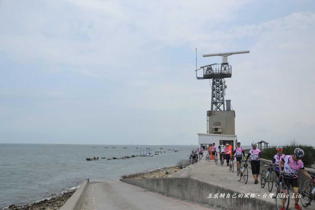 台科大EMBA海防哨所殘念