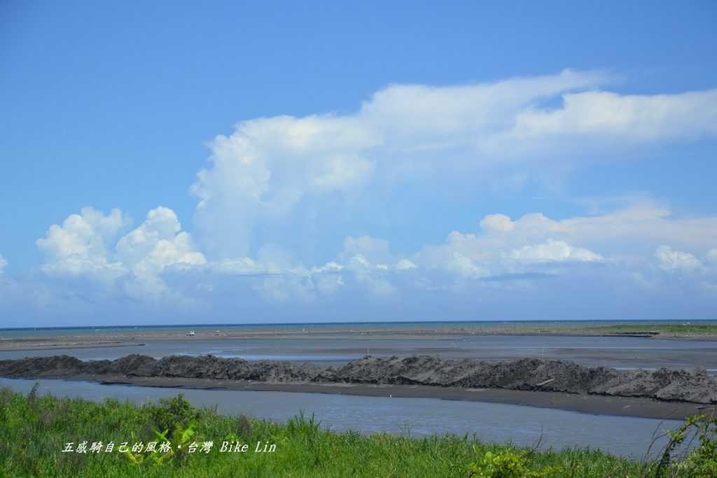 蘭陽溪出海口