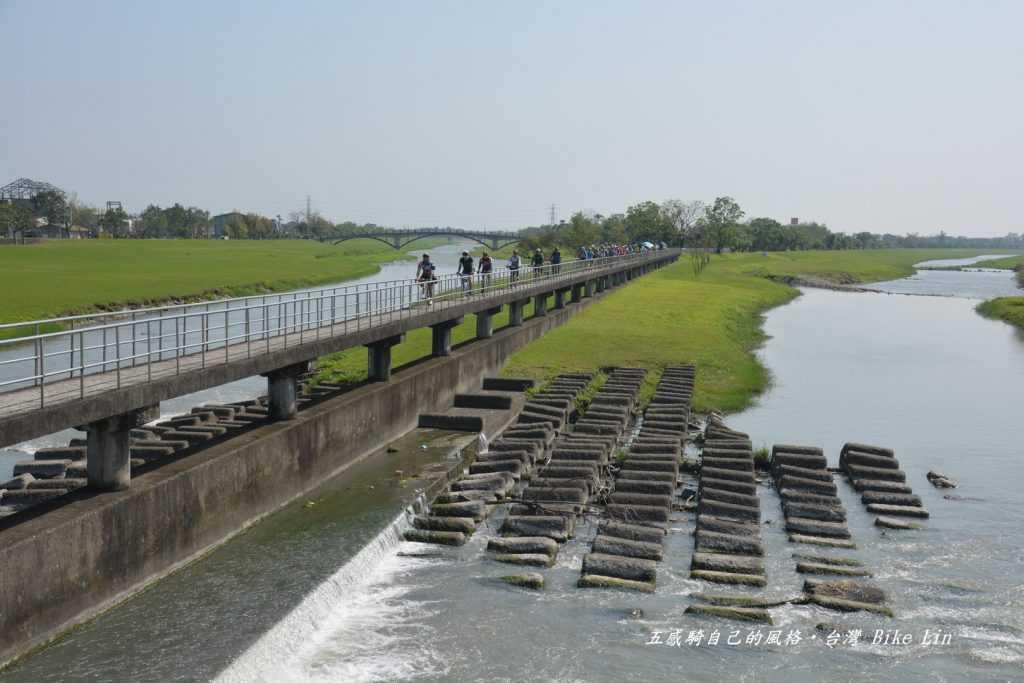 安農溪分洪堰水