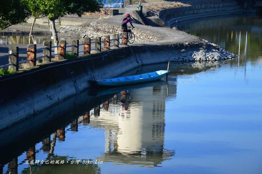 五股排水門河道