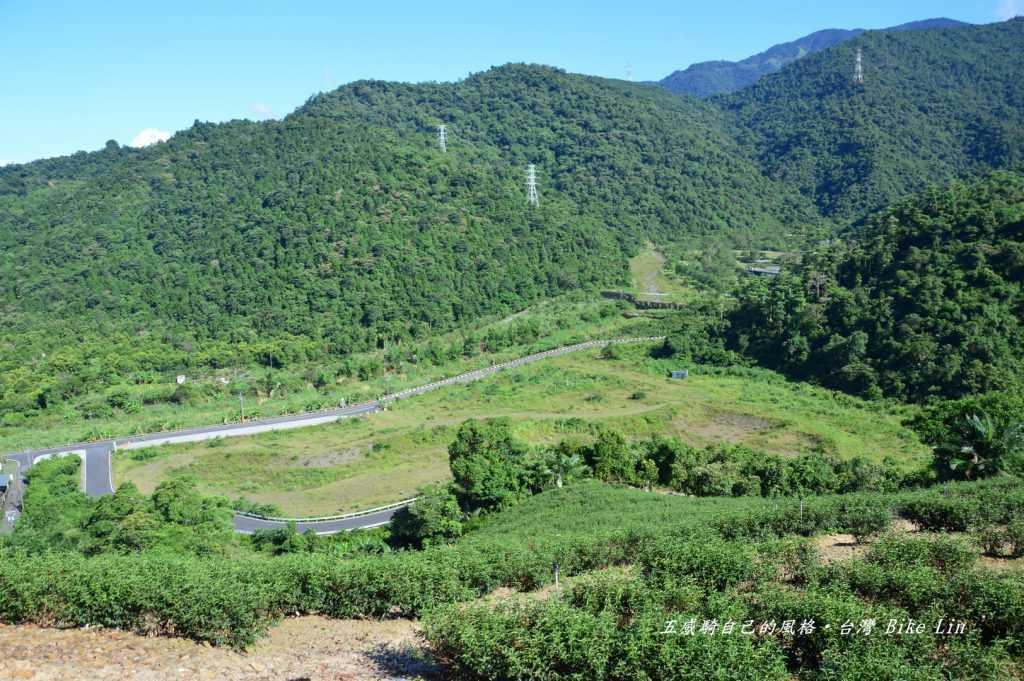 梅山路往香格里拉休閒場