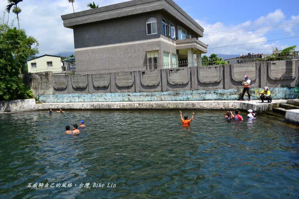 阿蘭城湧泉池