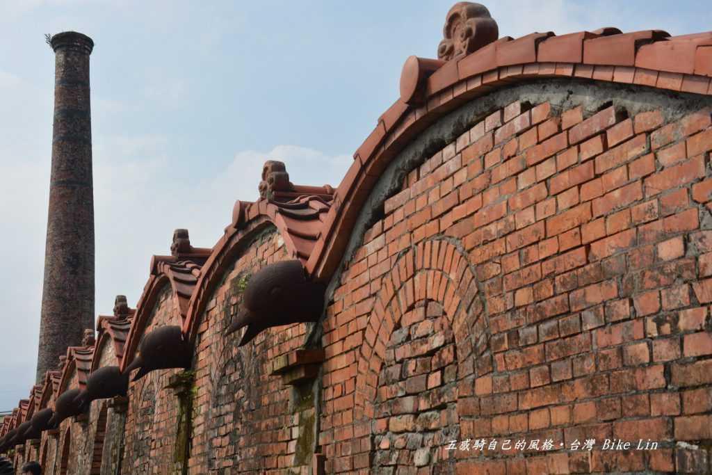 宜蘭僅存目仔窯古式百年「宜蘭磚窯」