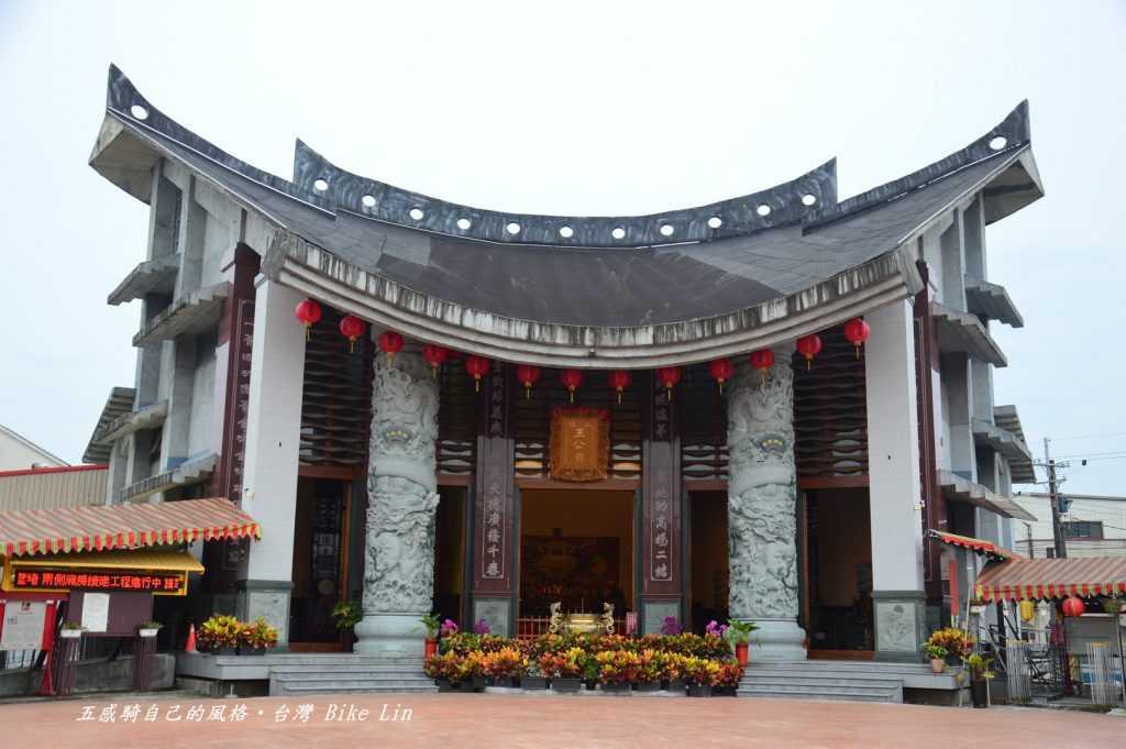 新廟「二結王公廟」