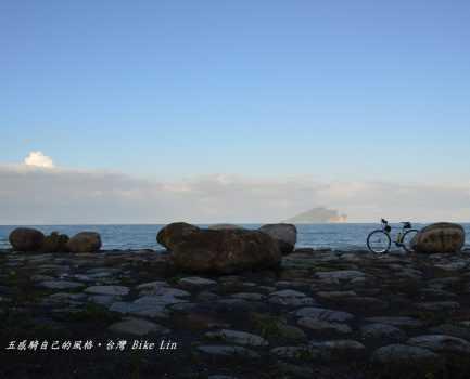 Day99.宜蘭壯圍-宜蘭市-礁溪【礁溪小鎮漫遊】─ ─騎車旅人靈魂跳躍在龜山島