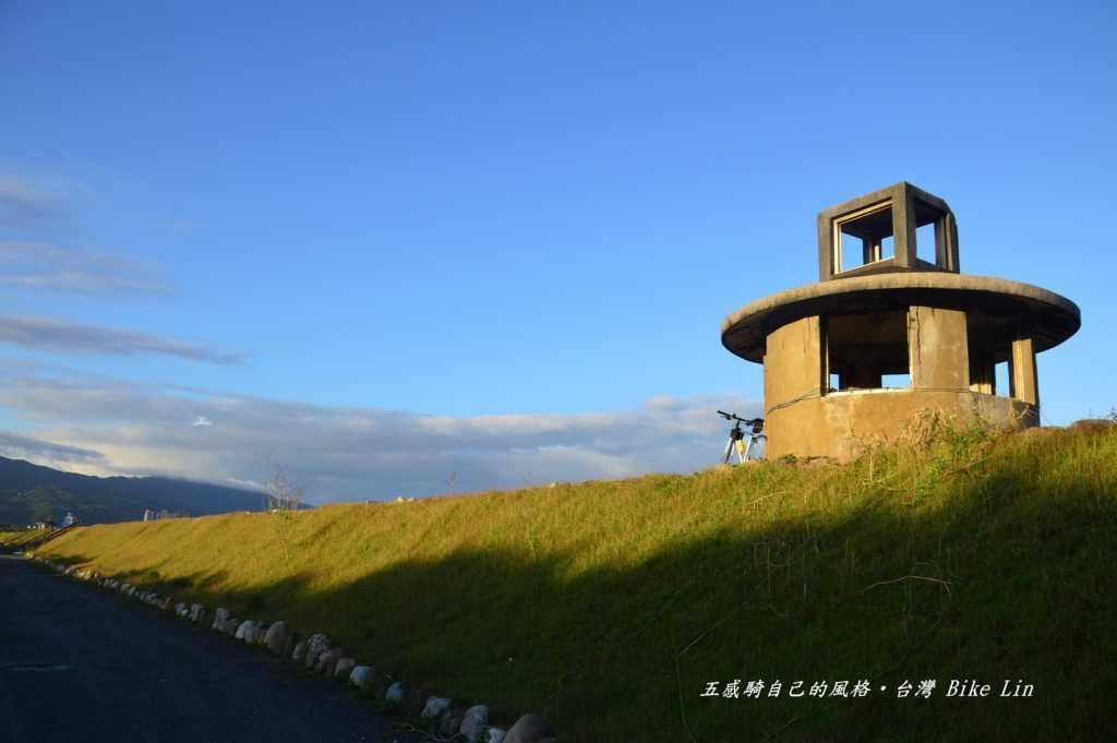 不起眼碉堡的起眼感覺