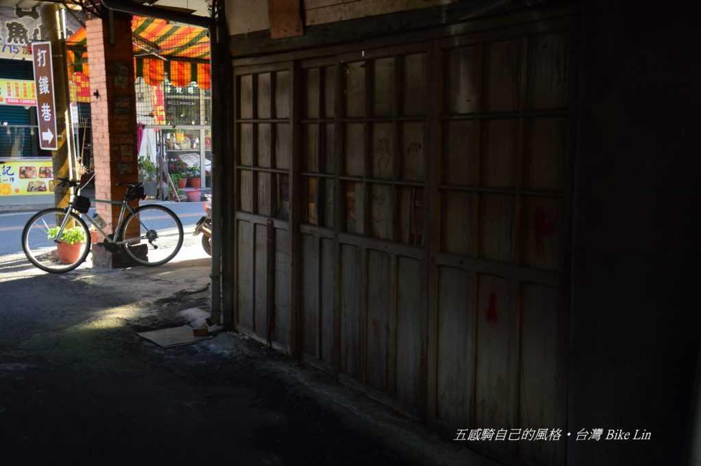 沒來過打鐵巷,感覺是沒來過竹山