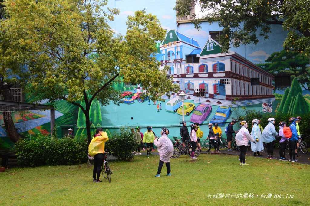 1988年拆毀「涵碧樓」徒留壁畫