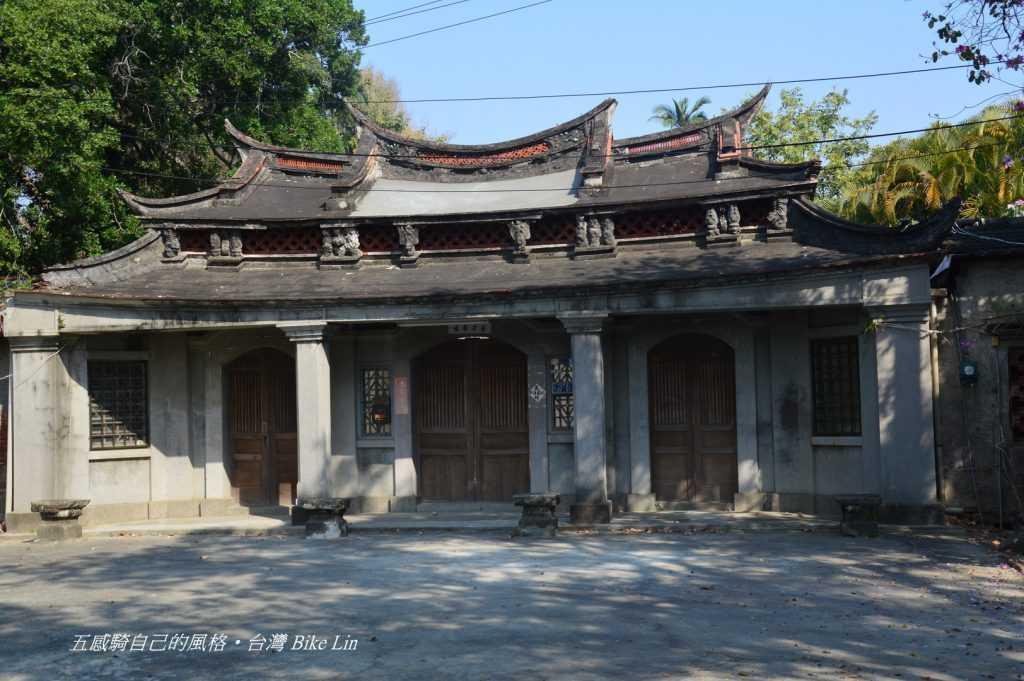 1889年斗六門吳秀才古厝