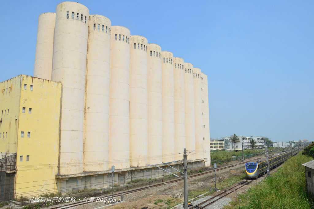 臺灣僅存二座鐵路穀倉一「斗南鐵路榖倉」