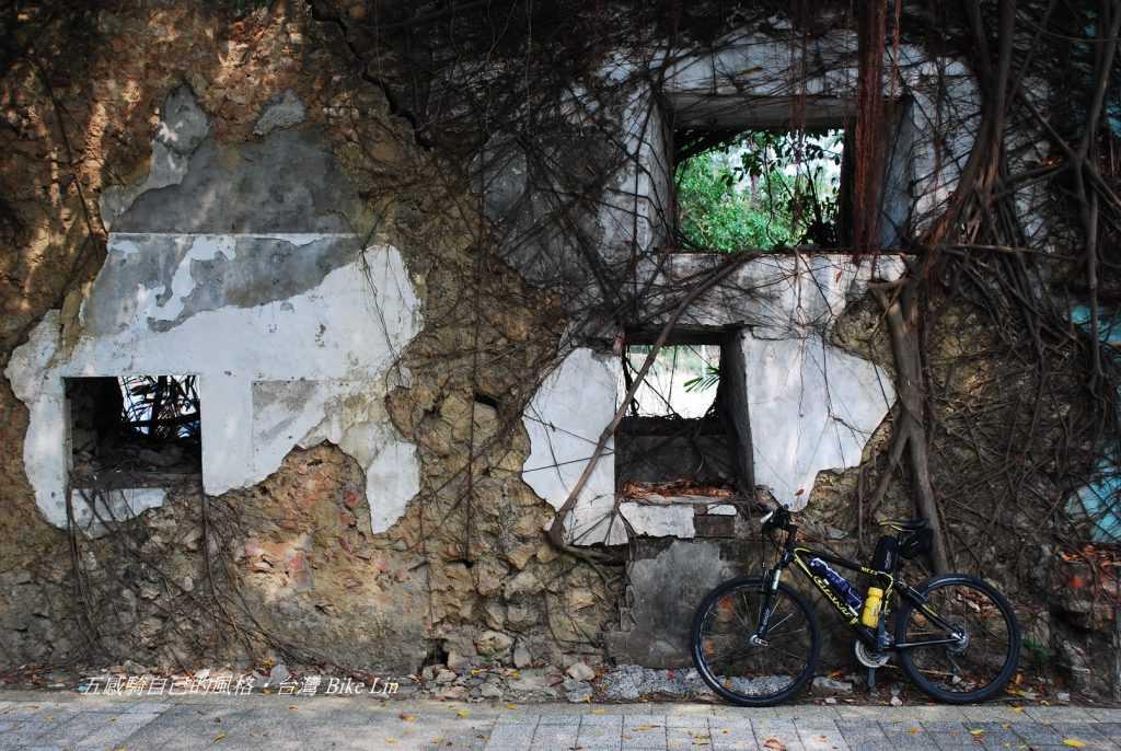 勝利路口斑駁古牆痕跡不再