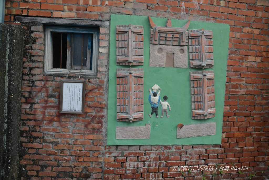 內埔老街標製壁畫