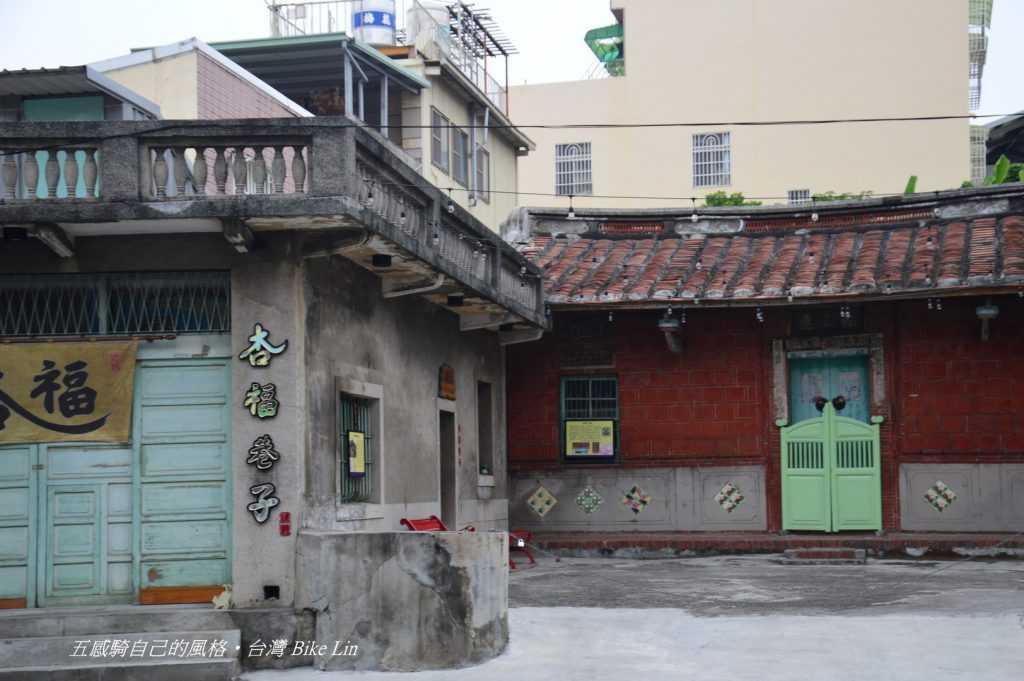 廖家古厝緊鄰「李源棧醫院舊址」