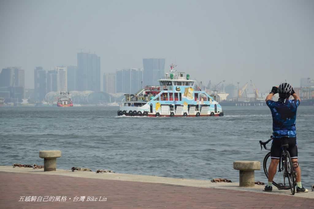 哨船頭完全通透打狗港,百年開闊海港味氣
