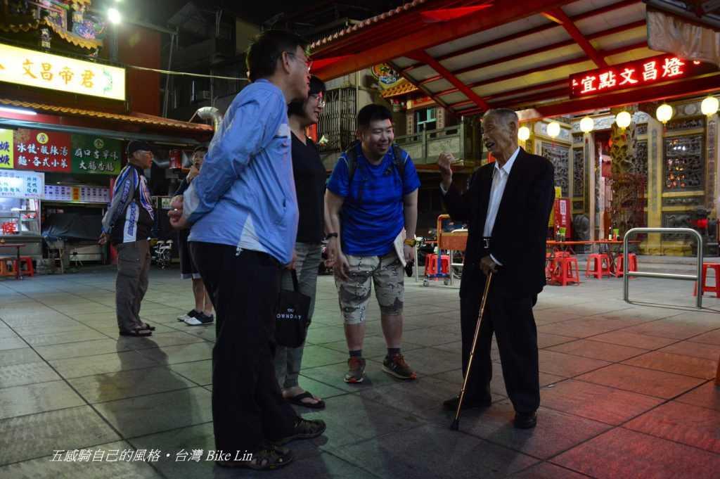 巧遇10位潮人誌頭號90歲高壽林耀輝先生