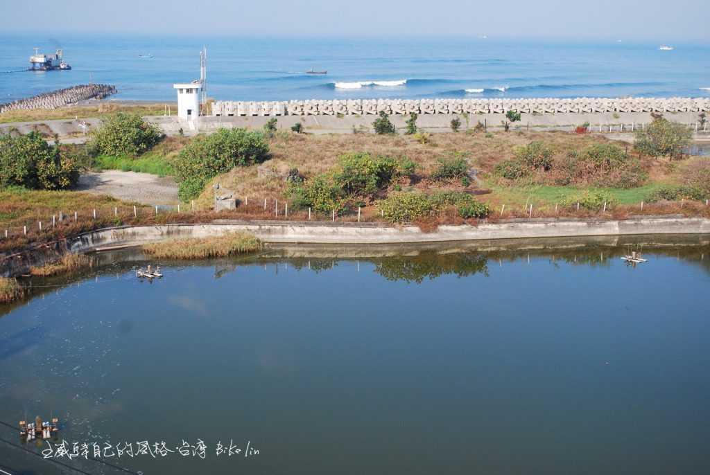 2011年清新南平海堤