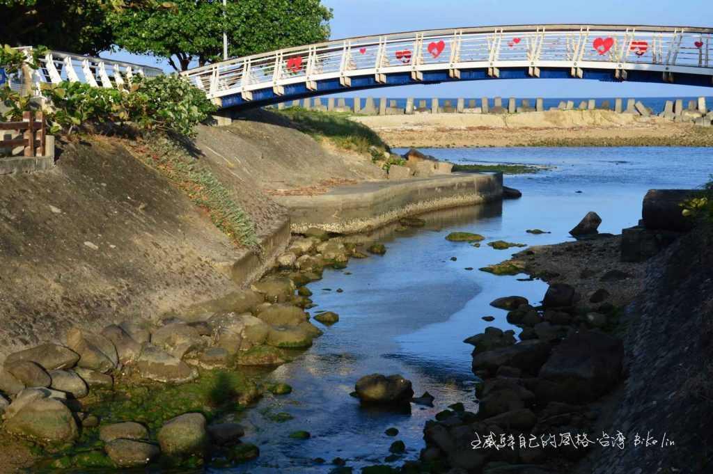 后灣橋不施胭脂的美才是本貌