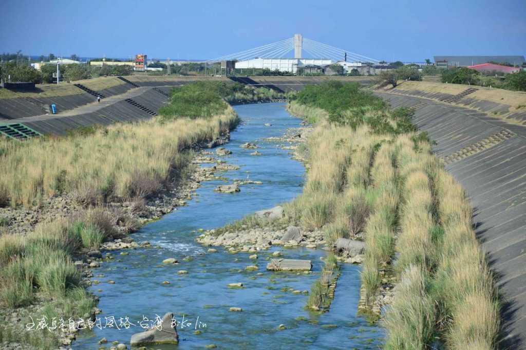 四重溪堤防