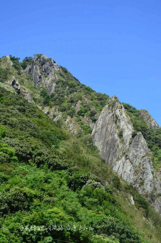 石門山「石門隘口」