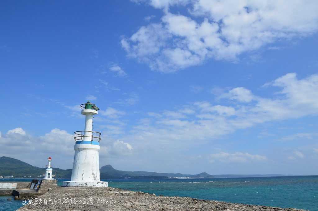後壁湖港燈塔