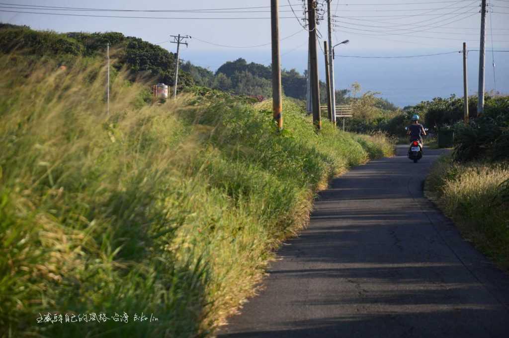 我們都在草原小岔路口很默契打住
