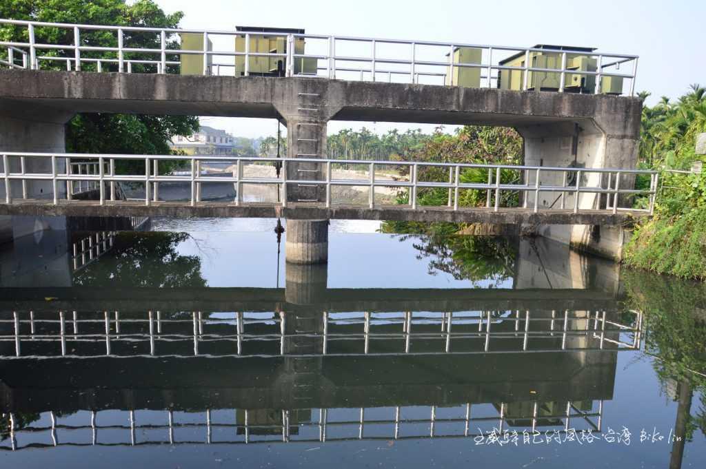 達達港遺跡水閘門
