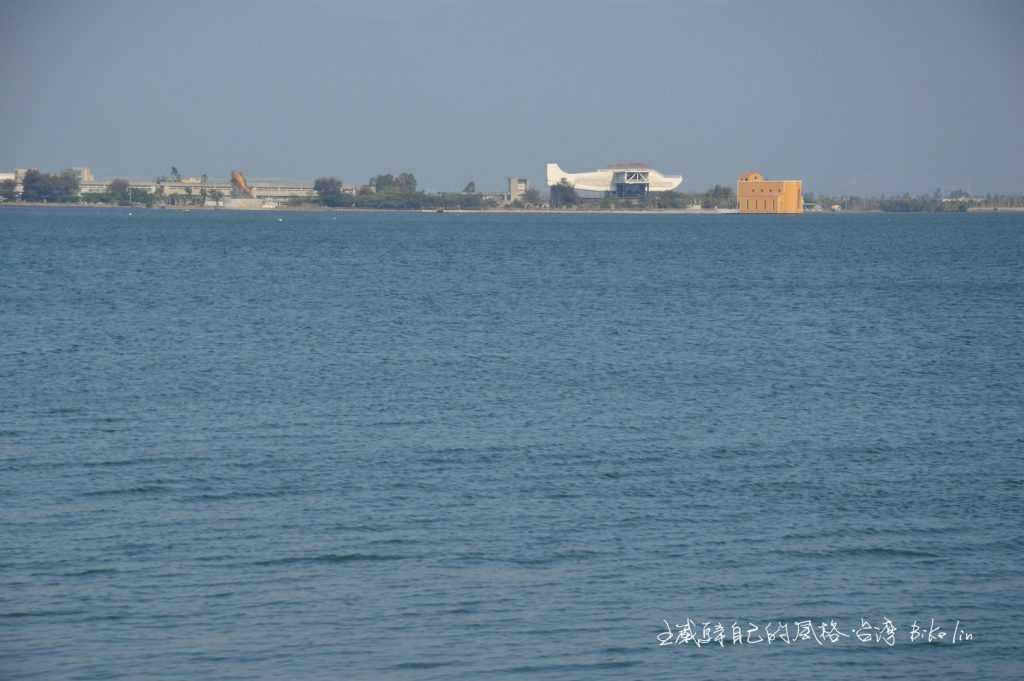 大鵬灣海上教堂、水上飛機觀景台
