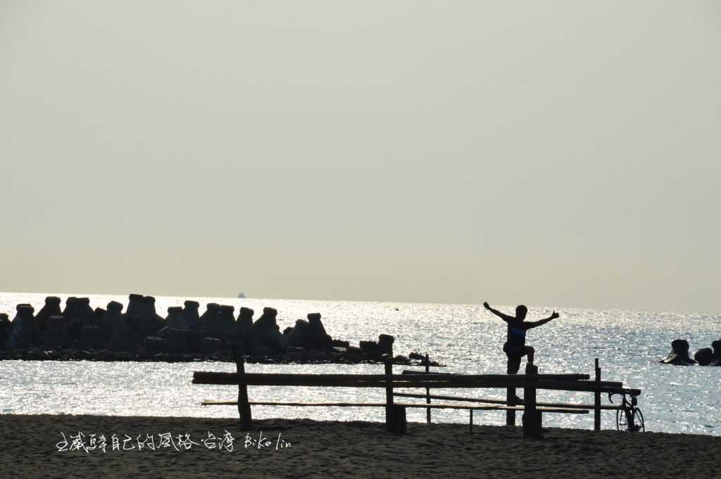 燒王船鎮海公園完全敞開柔美光影