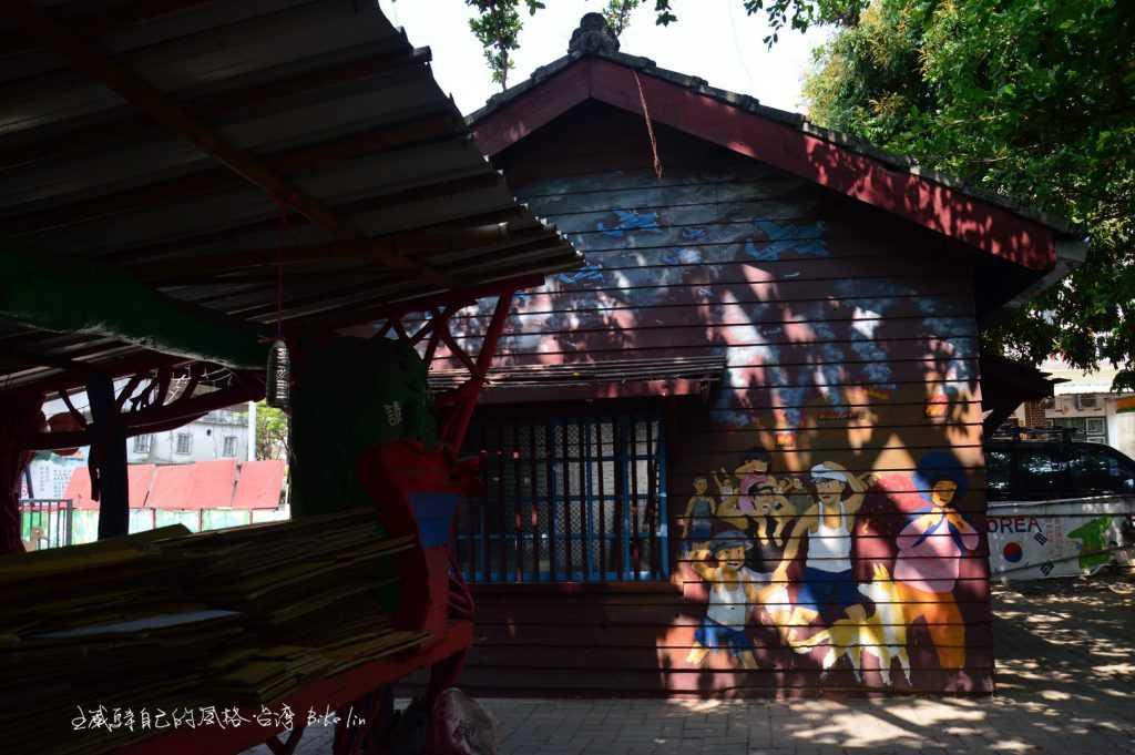 苦伕寮舊驛站」撐起1940年以來的記憶