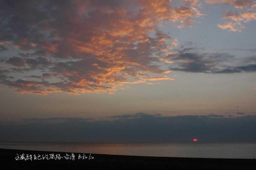新城花草集民宿「曼波海灘日出」