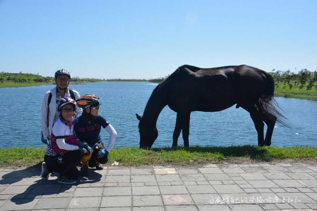 真馬的三鐵活水湖