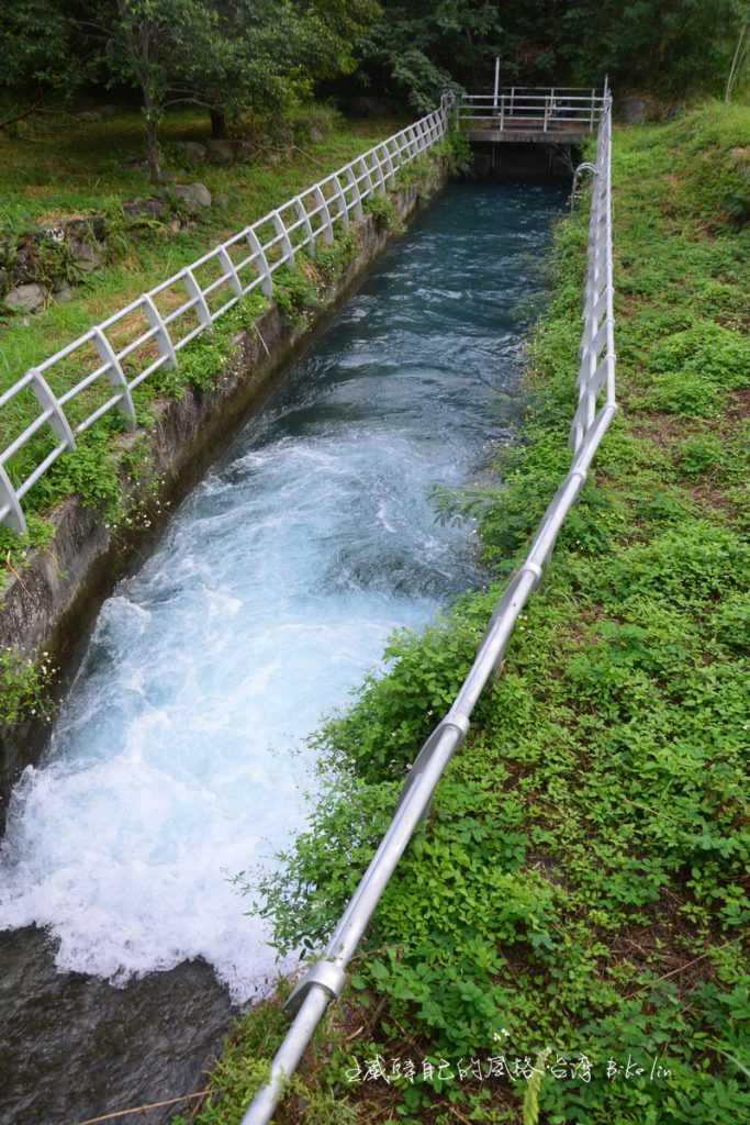 大南溪水圳